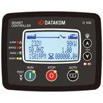 D100-MK2 Многофункциональный настраиваемый контроллер управлением генераторными установками, фото 1