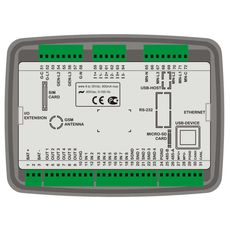 D-500 Ethernet, RS-485, J1939, MPU,, фото 2