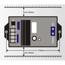 AVR-4 Регулятор напряжения генератора, фото 2