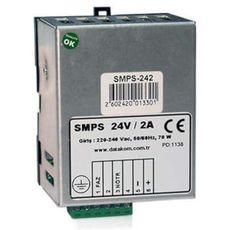 SMPS-242 DIN 24В 2А, фото 1