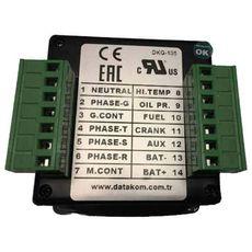 DKG-105 AMF Контроллер управления генератором и переключением резерва, фото 2