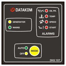 DKG-107 AMF контроллер для генератора, фото 1