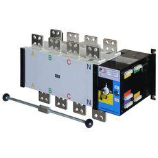 SQ5-1600 4P 1600A, Реверсивный рубильник с мотор приводом, 400/230V, фото 1