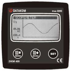 DKM-409-PRO Анализатор сети с расширенным функционалом, фото 1