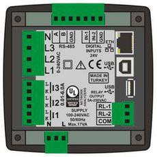 DKM-411 Анализатор сети, TFT дисплей, фото 2