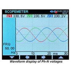 DKM-411 Анализатор сети, TFT дисплей, фото 6