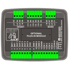 D100-MK2 Многофункциональный настраиваемый контроллер управлением генераторными установками, фото 2