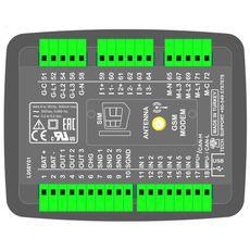 D200-MK2 Многофункциональный настраиваемый контроллер управлением генераторными установками, фото 2