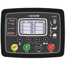 D300-MK2 Многофункциональный настраиваемый контроллер управлением генераторными установками, фото 1