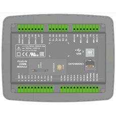 D300-MK2 Многофункциональный настраиваемый контроллер управлением генераторными установками, фото 2