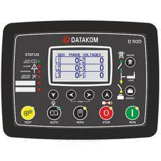 D500-MK2 Многофункциональный настраиваемый контроллер управлением генераторными установками, фото 1