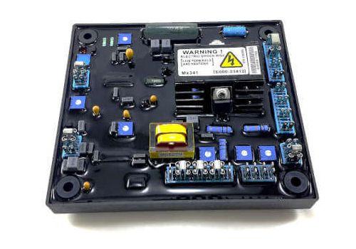 MX341 Stamford AVR Регулятор напряжения, фото 1