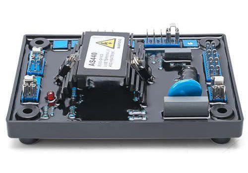 AS440 Stamford AVR Регулятор напряжения, фото 1