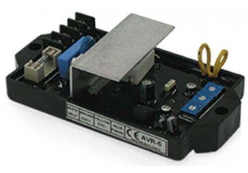 Автоматический регулятор напряжения генератора AVR-5 5А-115В, фото 1
