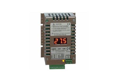 SMPS-2410  с дисплеем 24В 10А, фото 1