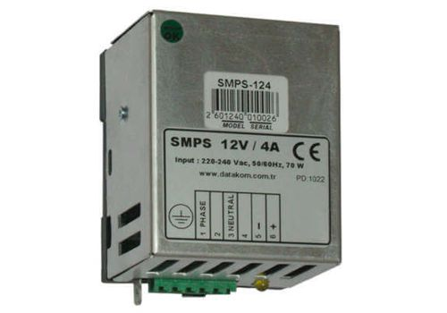SPMS-124 DIN 12В 4А, фото 1