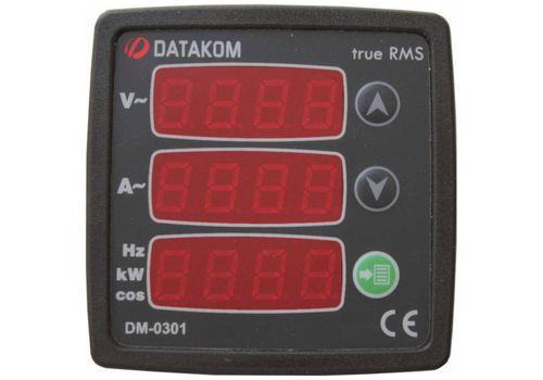 DM-0301 мультиметр, 1-фазный, фото 2