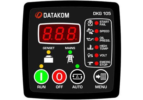 DKG-105 контроллер автозапуска генератора, Составная часть АВР для генератора., фото 1