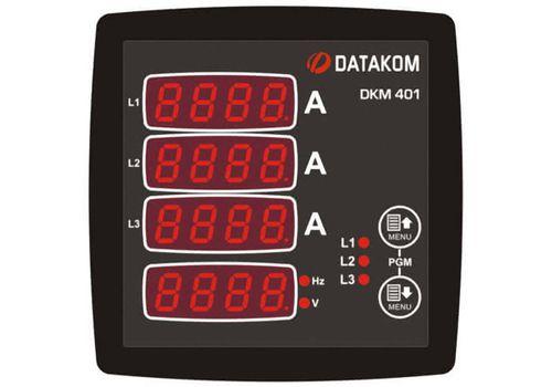 DKM-401 Цифровой мультиметр, 96х96 мм, AC, фото 1