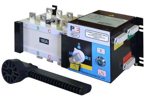 Реверсивный рубильник SQ5-160 для организации АВР с током 160 А и мощностью до 110кВт, фото 1