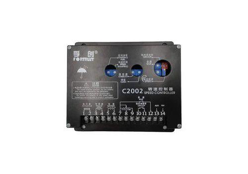 C2002 Fortrust регулятор оборотов двигателя (12В 1500об/мин), фото 2