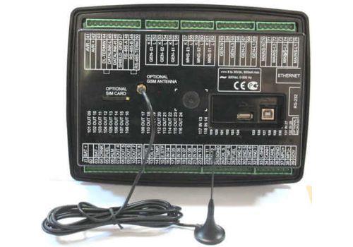 Многофункциональный модуль автоматического запуска генератора с резервированием вводов D-700 Datakom,  ethernet, RS-485б RS-232, modbus и пр. Доступен с цветным TFT монитором., фото 5