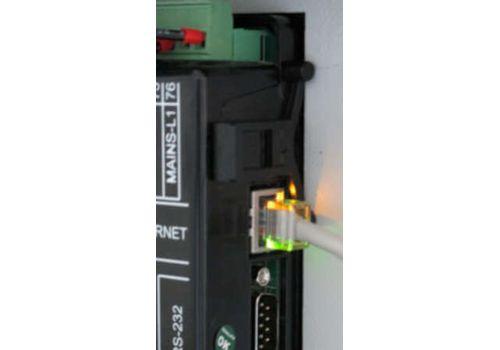 Многофункциональный модуль автоматического запуска генератора с резервированием вводов D-700 Datakom,  ethernet, RS-485б RS-232, modbus и пр. Доступен с цветным TFT монитором., фото 4