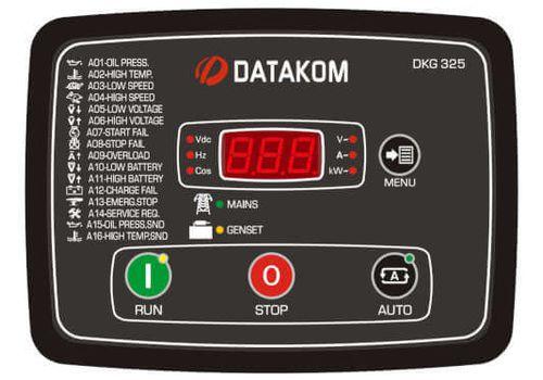 Автоматика для электростанции до 15 кВт DKG-325, фото 1