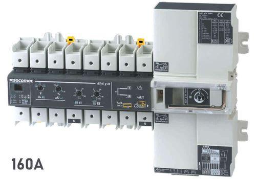 ATyS g M 4X160A F 230/400Vac, фото 1