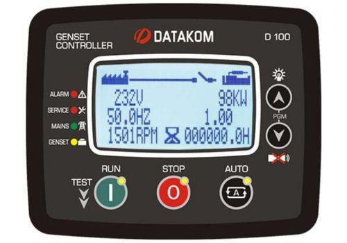 D100-MK2 Контроллер с настраиваемым слотом, фото 1