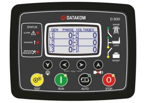 D300-MK2 Контроллер с настраиваемым слотом, фото 1