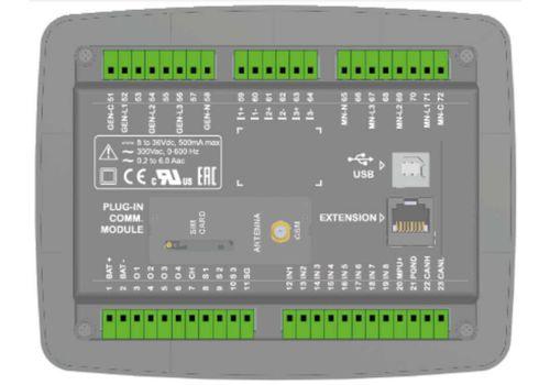 D300-MK2 Контроллер с настраиваемым слотом, фото 2