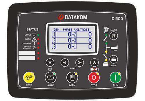 D500-MK2 Контроллер с настраиваемыми слотами, фото 1