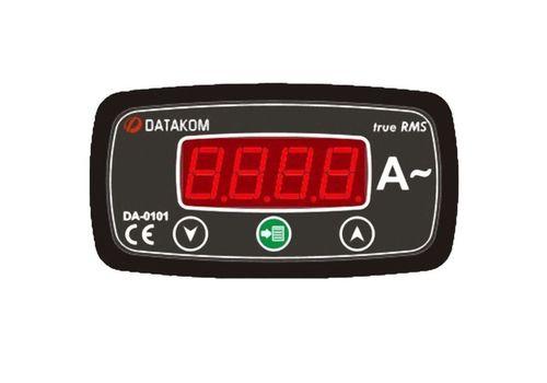 DA-0101 амперметр, 1-фазный, Типоразмер: 72х72 мм, фото 1