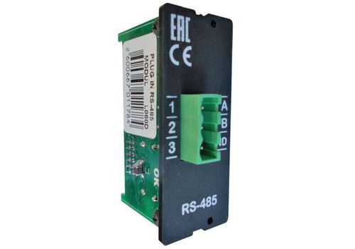 RS-485, модуль расширения (L060D), фото 3