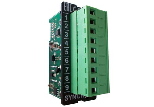 SYNCHRONIZATION, модуль расширения организации синхронизации источников тока (L060H), фото 2