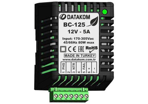 Автоматическое зарядное устройство на 5А на 12В BC-125, фото 1