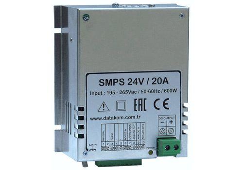Автоматическое зарядное устройство на 20А на 24В SMPS-2420 HALF-BRIDGE, фото 1